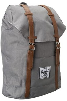 Herschel Retreat (Black) Backpack Bags