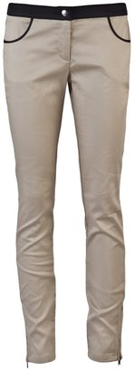 CNC Costume National C'n'c skinny zip ankle trouser
