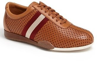 Bally 'Freenew' Perforated Leather Sneaker