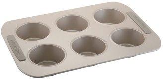 Farberware 6-cup jumbo muffin pan