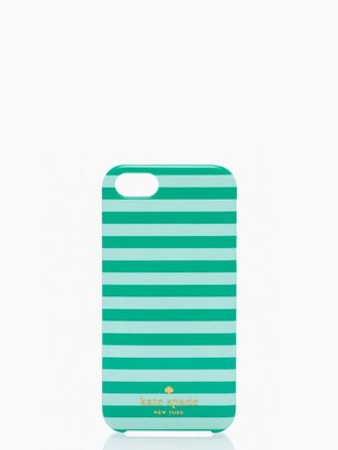 Kate Spade Petula stripe iphone 5 case