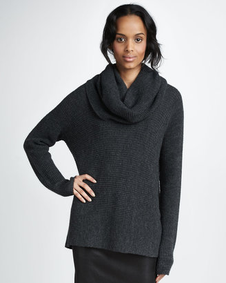 Vince Cowl-Neck Sweater