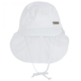 Sterntaler White Sun Cap