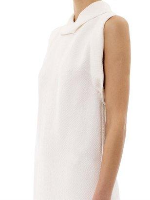 Stella McCartney Breta snake-jacquard dress