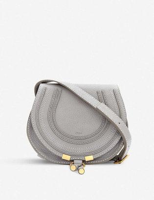Chloé Marcie cross-body satchel, Women's, Cashmere grey