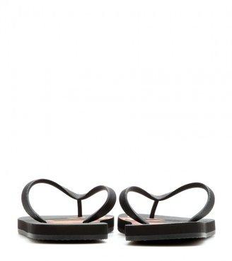 Givenchy Favelas printed flip-flops