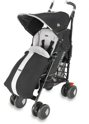 Maclaren Techno XT Footmuff in Black