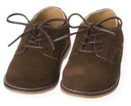Janie and Jack Suede Oxford Shoe