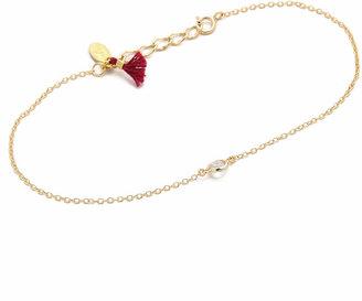 Shashi Solitaire Bracelet $40 thestylecure.com