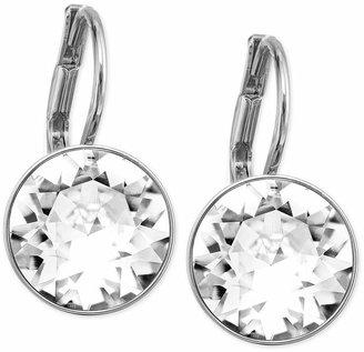 Swarovski Earrings Crystal Drop Earrings $69 thestylecure.com