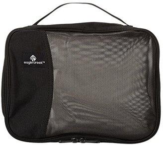 Eagle Creek Pack-It!tm Clean Dirty Half Cube (Black) Bags