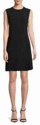 Theory Pleated Day Dress