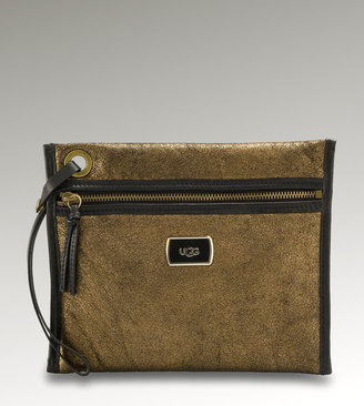 UGG Women's Jane Shearling Wristlet