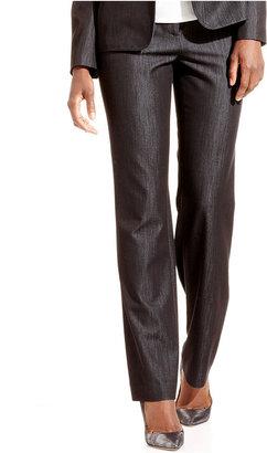 Kasper Straight-Leg Dress Pants