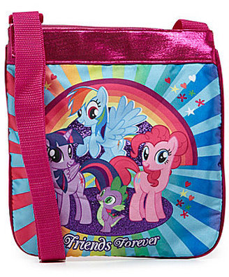 My Little Pony Satin Rainbow Cross-Body Handbag