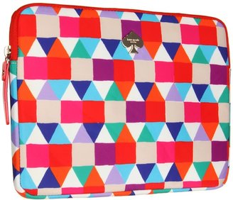 Kate Spade Pueblo Time Tablet Sleeve (Multi) - Bags and Luggage