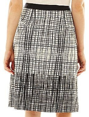 JCPenney Worthington® Pleated-Front Skirt