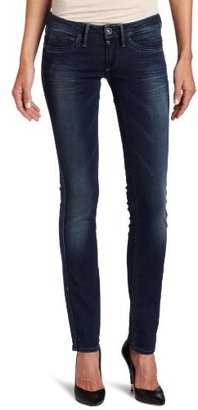 G Star Women's Midge Dover Straight Jean in Medium Aged