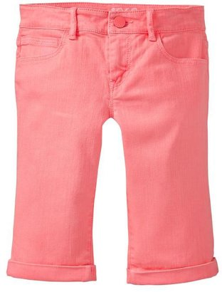 Gap Pink denim Bermuda shorts
