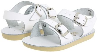 Salt Water Sandal by Hoy Shoes Sun-San - Sea Wees (Infant/Toddler) (White) Kids Shoes