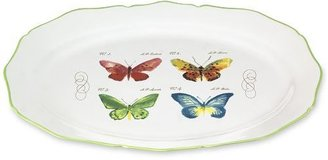 Williams-Sonoma Garden Butterfly Platter