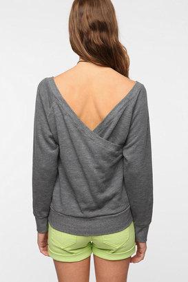 So Low SOLOW Dancer Warm-Up Pullover Sweatshirt