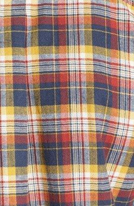 Jack Spade 'Brecker' Plaid Flannel Shirt
