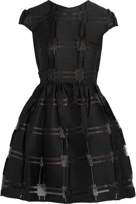 Tibi Jacquard dress