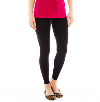 Mixit Seamless Black Leggings $13.99 thestylecure.com