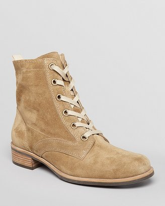 Paul Green Lace Up Booties - Raleigh