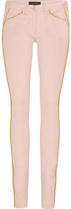 Isabel Marant Marso mid-rise skinny jeans