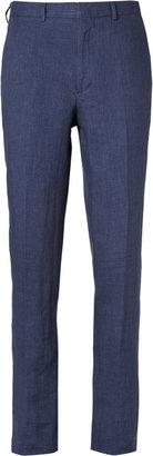 Paul Smith Slim-Fit Linen Trousers