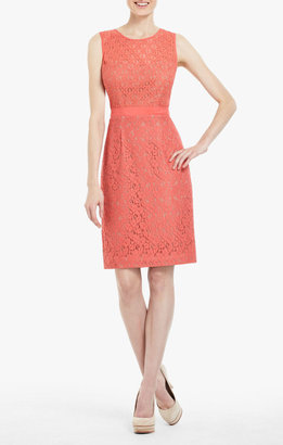 BCBGMAXAZRIA Alice Lace Sheath Dress