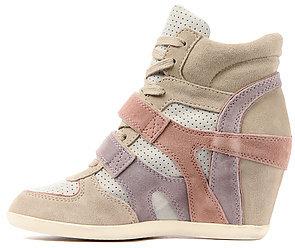 Ash Shoes The Bixi Multi Sneaker in Multi