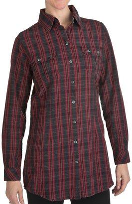 Woolrich Red Creek Tunic Shirt - Long Sleeve (For Women)