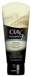 Olay Total Effects Revitalizing Foaming Facial Cleanser