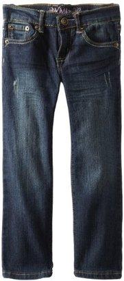 YMI Jeanswear Kids Girls 2-6X Baby Butterfly Straightleg Jean