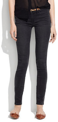 Madewell Legging Jeans in Cyclone Wash