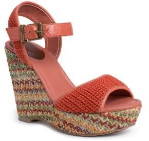 The Sak Mallory Wedge Sandals