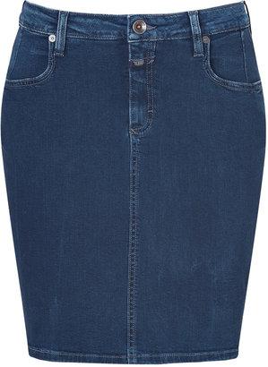 Closed Natural Blue Austin Jean Skirt