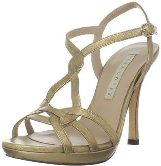 Pura Lopez Women's Y212 Slingback Sandal