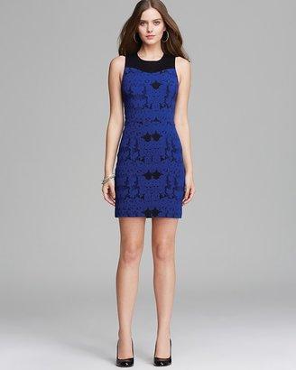 Ali Ro Dress - Paige Floral Jacquard
