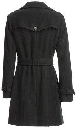 Cole Haan Outerwear Virgin Wool-Cashmere Coat (For Women)