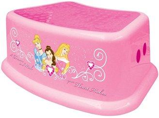 Ginsey Disney Princess Combo Step Stool & Potty