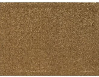 Crate & Barrel Allegro Gold Placemat