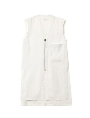 Helmut Lang Wire shirting tunic