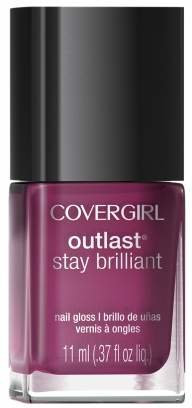 Cover Girl Outlast Stay Brilliant Nail Gloss