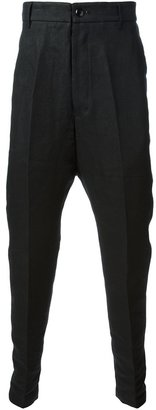 Rick Owens Dropped Astrairs Trouser