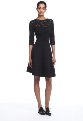 Tracy Reese Frock With Lace