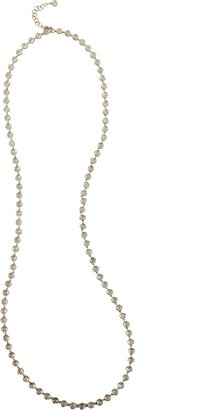 Irene Neuwirth JEWELRY Rose Cut Rainbow Moonstone Necklace